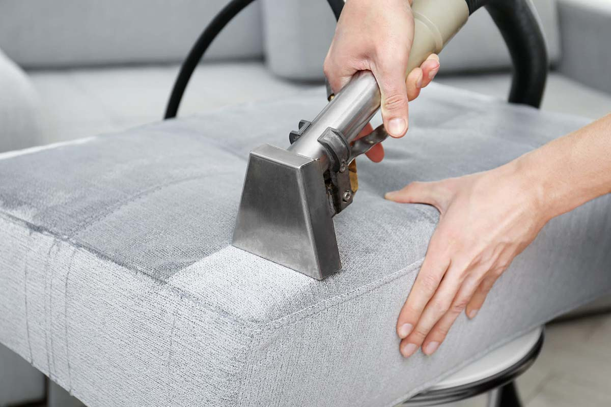 Couch, Sofa & Upholstery Cleaning