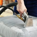 Is Steam Cleaning Good for Upholstery?