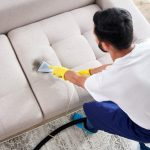 Inexpensive Way to Steam Clean Your Couch